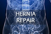 Upper GI surgery hernia repair